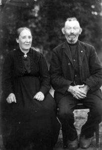 Mette Johanne og Niels Knudsen